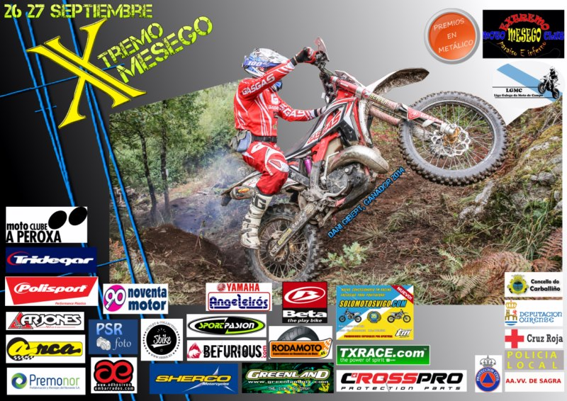 Gass EXTREMO Mesego