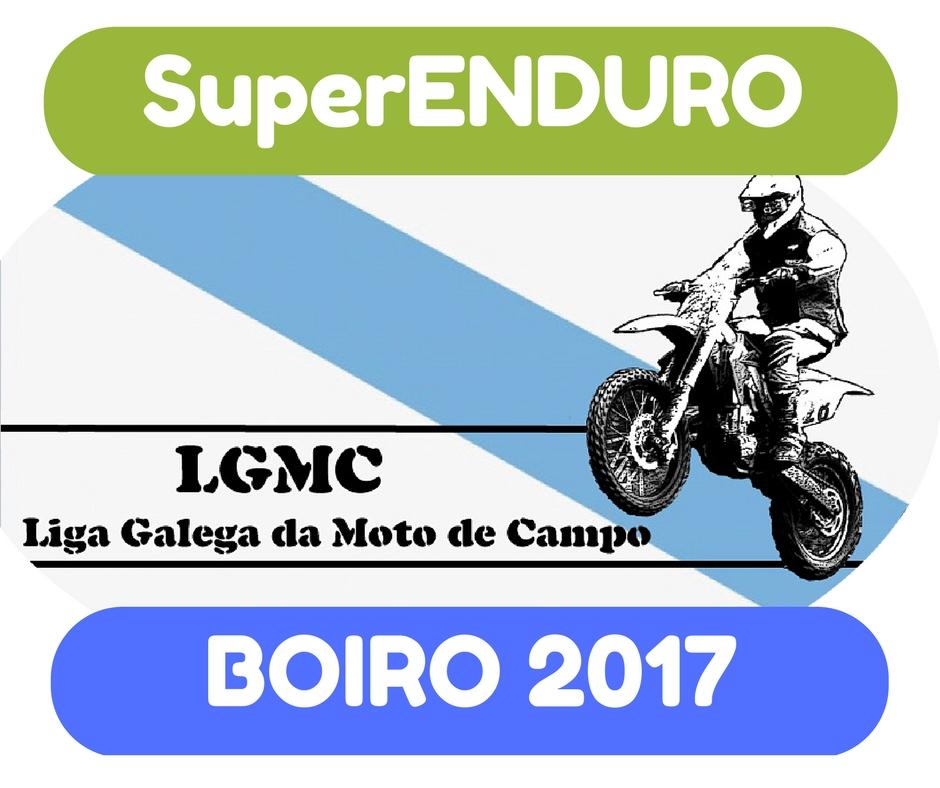 SuperSuper Enduro Boiro